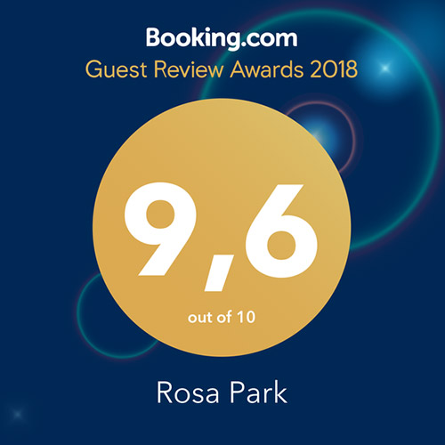 Rosa Park Rowy na Booking